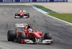 Ferrari avisó 3 veces a Massa de que dejara pasar a Fernando