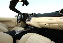Ferrari California con caja de cambios manual