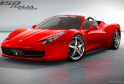 Ferrari confirma la producción de la 458 Spyder.
