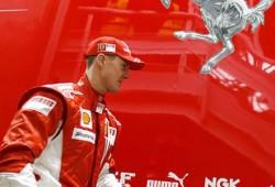 Ferrari le pide a la FIA que Schumacher pueda probar el F60