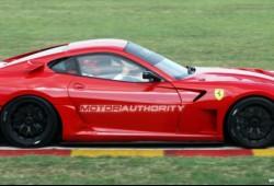 Ferrari muestra el Laboratorio Technologico 599XX.