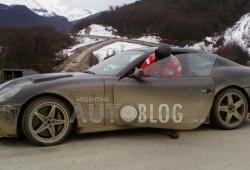 Ferrari prepara un sistema de tracción integral para sus futuros modelos.