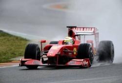 Ferrari prepara ya el coche de 2011 y seguirá contando con Massa