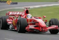 Ferrari recibe más apoyo que el resto de los equipos