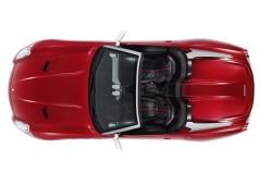 Ferrari SA Aperta, el Ferrari 599 Roadster presenta sus primeras imágenes oficiales