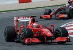 Ferrari y McLaren usarán el KERS en Mónaco