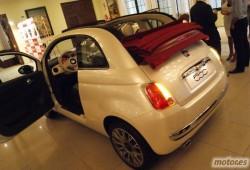 Fiat Andalcar presenta el Fiat 500C.