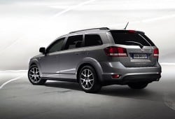 Fiat Freemont, sobre la base del Dodge Journey