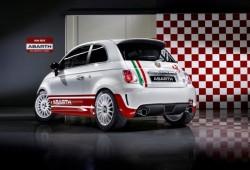 Fiat presenta el Abarth 500 para Rallies.