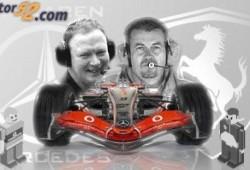 Fin del Espionaje entre McLaren y Ferrari