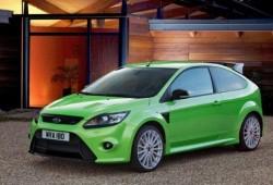 Ford anticipa la llegada del Focus RS 500.