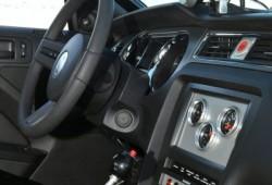 Ford anuncia el lanzamiento del Mustang Cobra Jet para 2012.