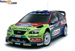 Ford disputará el WRC 2009