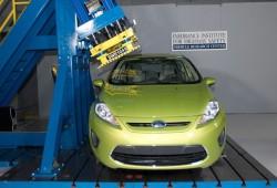 Ford Fiesta 2011, máxima seguridad