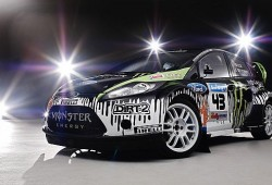 Ford Fiesta Ken Block Special Edition.