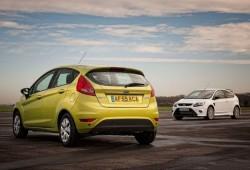 Ford Fiesta y Ford Focus, súper ventas en Europa