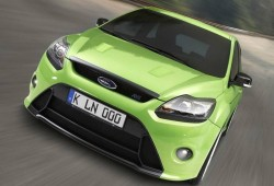 Ford Focus RS 08, ¿Fotos oficiales?
