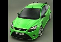 Ford Focus RS preparado por Graham Goode Racing