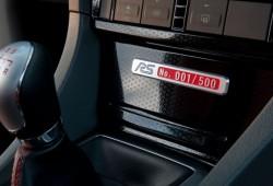 Ford Focus RS500 en acción