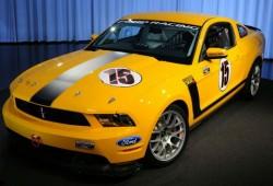Ford reedita al Mustang Boss 302R, una leyenda del automovilismo americano.