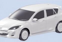 Fotos del próximo Mazda 3