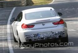Fotos espía del BMW Serie 6 con el paquete M