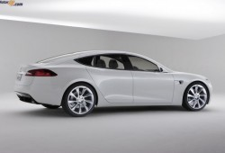 Fotos filtradas del Tesla Model S