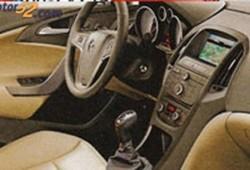Fotos reales del Opel Astra 2010