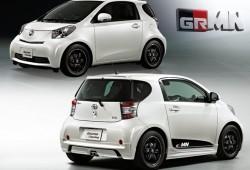 Gazoo Racing prepara un Toyota iQ.