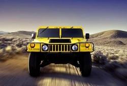 General Motors vende Hummer a Sichuan Tengzhong
