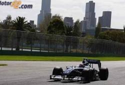 GP Australia: Doblete de Nico Rosberg y Williams