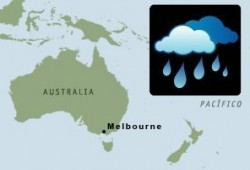 GP Australia: Previsión meteorológica