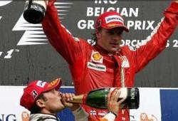 GP Bélgica: Victoria para Raikkonen, rey de Spa