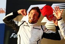 GP de Australia - Jenson Button: se trató de una carrera muy complicada