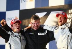 GP de Australia: Rubens Barrichello se sorprendió con el podio