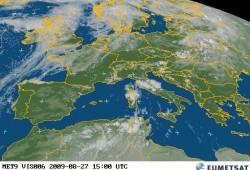 GP de Bélgica: previsión meteorológica para la carrera