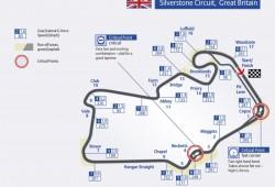 GP de Gran Bretaña: características del circuito de Silverstone