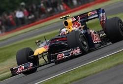 GP de Gran Bretaña: Dominio absoluto de los Red Bull