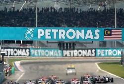 ¿GP de Malasia nocturno a partir de 2016?