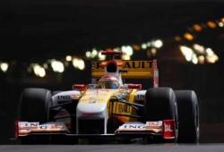 GP de Mónaco: Fernando Alonso el más rápido