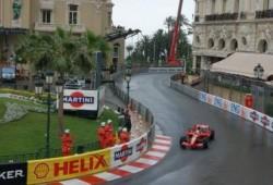 GP de Mónaco: tiempos de la primera sesión libre