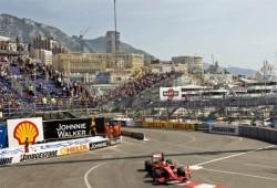 GP de Mónaco: tiempos de la segunda sesión libre