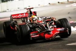 GP de Singapur: cargas de combustible