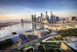 GP de Singapur: recorrido virtual por el circuito