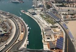 GP Europa: Modificaciones en el circuito de Valencia