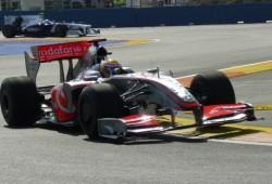 GP Europa: Pole para Hamilton. Alonso saldrá Octavo