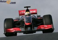 Hamilton es optimista tras probar el MP4-24