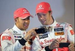 Hamilton fue quien quiso a Button en Mclaren
