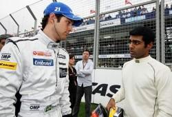 Hispania Racing, optimistas de cara a Malasia