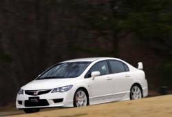 Honda cesa la producción del Civic Type R sedán.